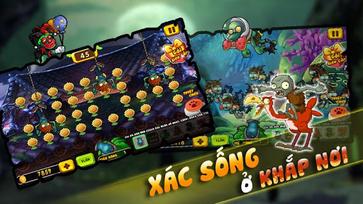Xac song noi day 3