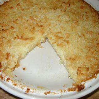 Mama'S Amazingly Easy Coconut Pie Recipe