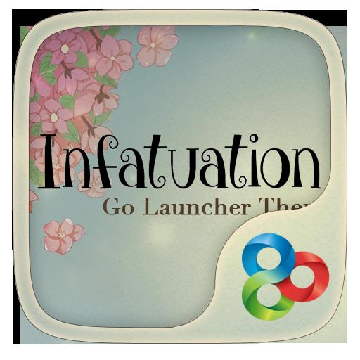 Infatuation Go Launcher Theme