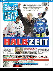 Eishockey News screenshot 1