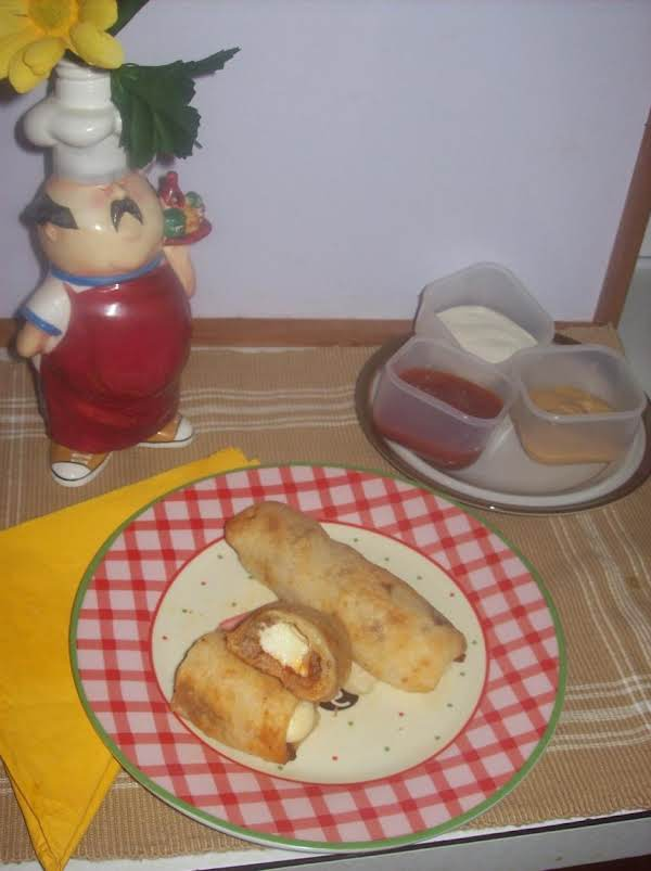 Stuffed Pizza Sticks Recipe