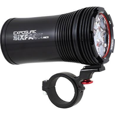 Exposure Lights Six Pack Mk11 Rechargeable Headlight