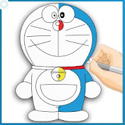 Drawing Doraemon characters