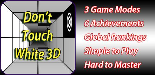Приложения в Google Play – Don't <b>Touch</b> White 3D