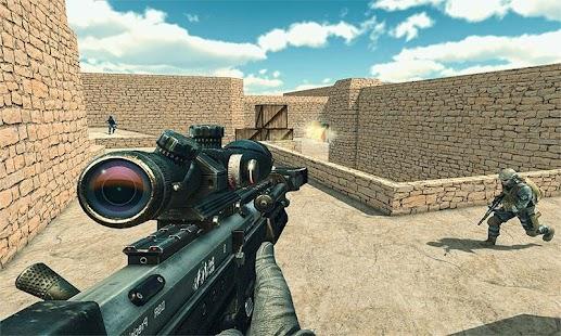 Real US Shot Hunter Gun Fire War - náhled