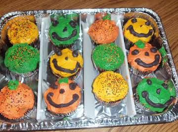 Satinka's Cookie Cupcakes