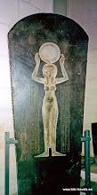 Photo: 2002-11-23. Parijs. Louvre Museum. Egyptische afdeling.  www.loki-travels.eu