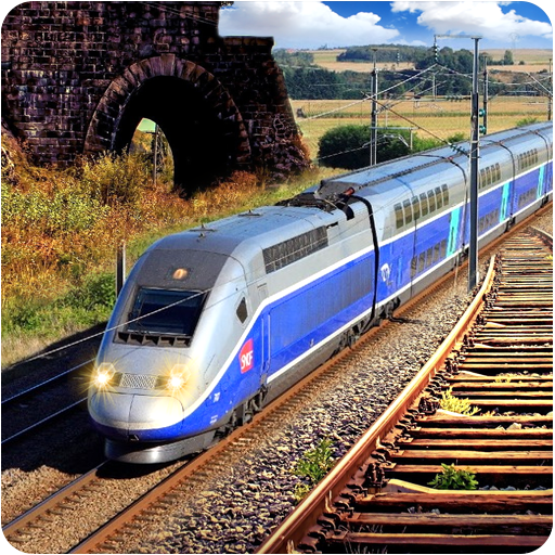 Euro Train Driving Simulation 3D