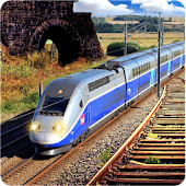 Euro Train Driving Simulation 3D