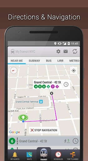 MyTransit NYC Subway, Bus, Rail (MTA) - Apps on Google Play