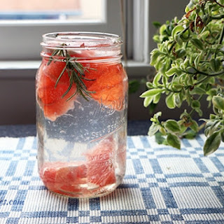 Rosemary Infused Water Recipes.