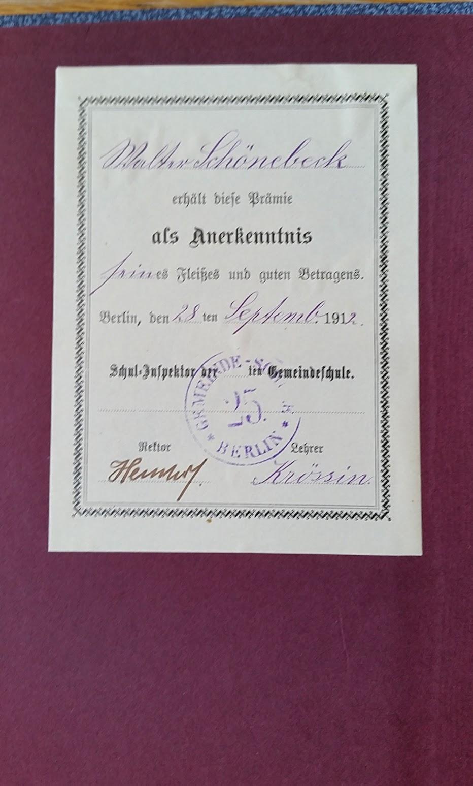W. Scheel - Deutschlands Kolonien - 1912