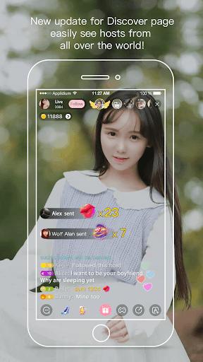 Cherry Live - Explore Special Broadcasters 2.7.2 screenshots 4