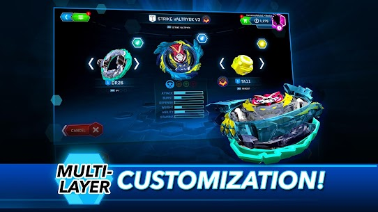 BEYBLADE BURST app Mod 8.0 Apk [Unlimited Money/beyblades Unlocked] 2