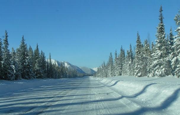 Alasca Highway