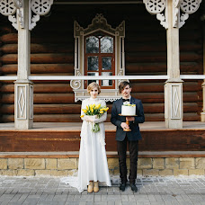 Wedding photographer Aleksandra Aleksandrova (Komsa). Photo of 12.09.2016