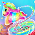 Unicorn Cotton Candy Maker icon