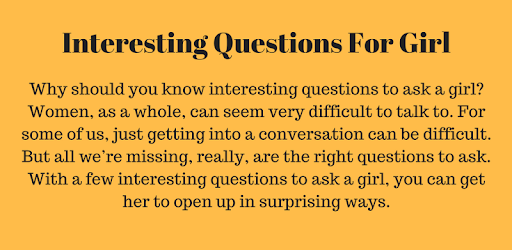 Interesting Questions For Girl 1 4 apk download for Android