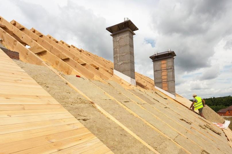 Wełna mineralna - izolacja dachu