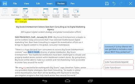 WPS Office + PDF Screenshot 3
