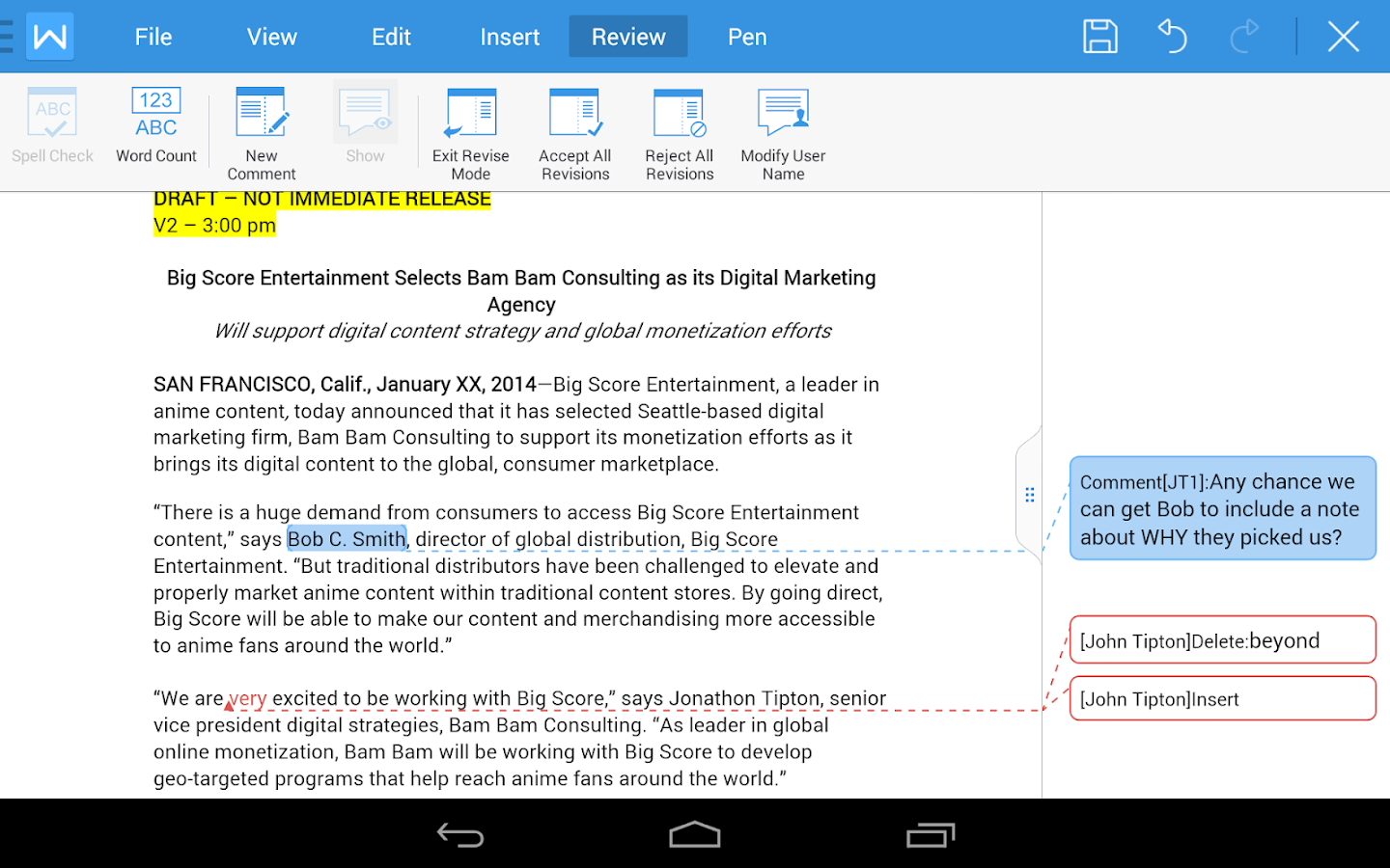 WPS Office + PDF- screenshot