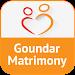 GoundarMatrimony - The No. 1 choice of Goundars Icon