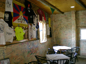 Photo: Etapa 18 a. Bar La Torre o Bar de Elvis.Reliegos