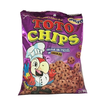 galleta panky totto chips 90gr