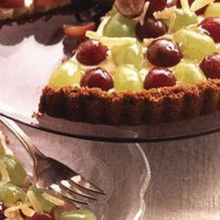 Grape and Ginger Tart