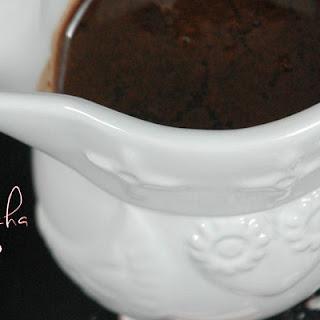 Peppermint Mocha Coffee Syrup