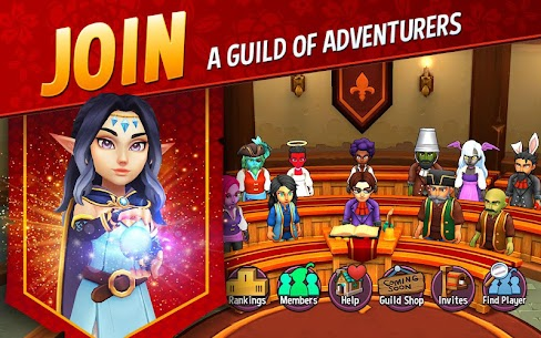 Shop Titans: Epic Idle Crafter, Build & Trade RPG 5