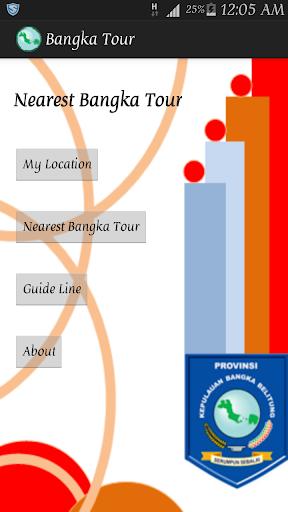 Bangka tour