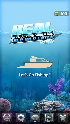 Real Reel Fishing Simulator : Ace Wild Catch 2018 1.0.3 de.gamequotes.net 5