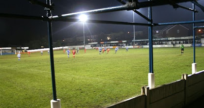 Photo: 13/12/08 v Bamber Bridge (UL1N) 3-3 - contributed by Mike Latham