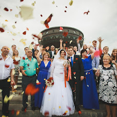 Wedding photographer Galina Ovchinnikova (DeGa). Photo of 23.10.2016