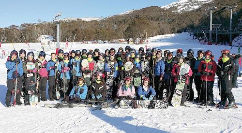 Narrabri High School Ski Trip