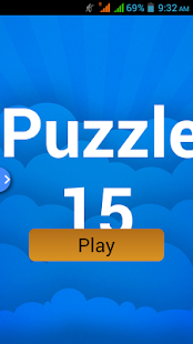 Puzzles 15 - náhled