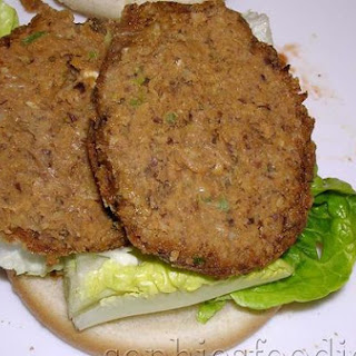 Sophie's Spiced Bean Burgers