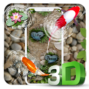 App Free Koi Fish 3D Theme With Animation ? APK for Windows Phone