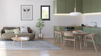 Appartement 3 pièces 59,35 m2