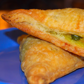 Vegetable Puffs with Homemade Puff Pastry Recipe