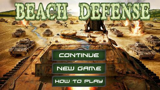Beach Defense