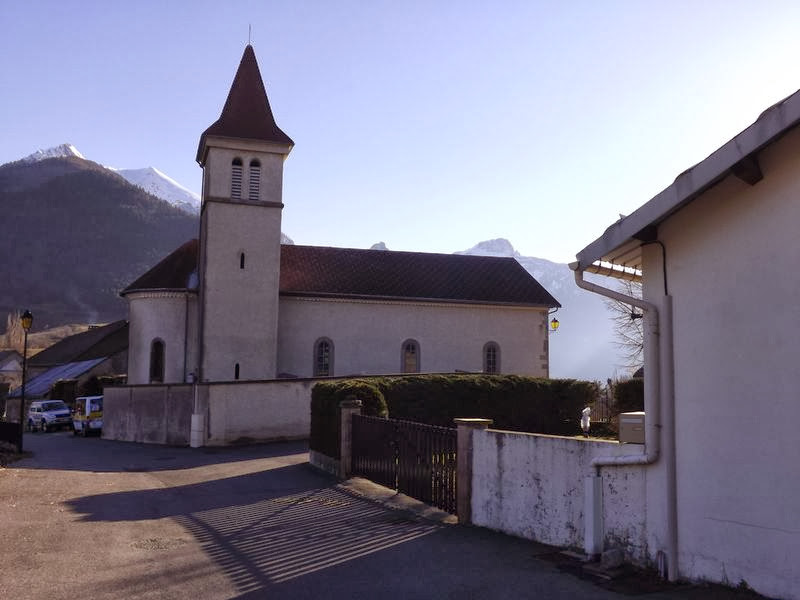 L'eglise Notre Dame de la Nativité