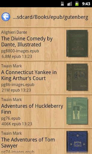 Cool Reader 3.2.32-1 screenshots 1