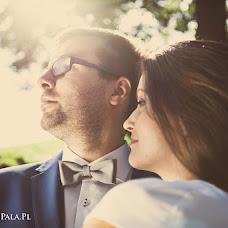 Wedding photographer Andrzej Pala (andrzejpala). Photo of 24.10.2015