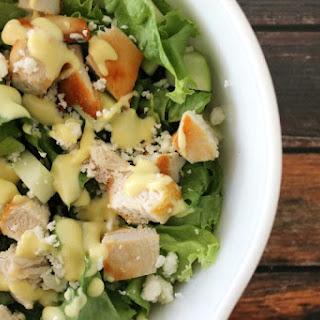 Apple Chicken and Feta Salad