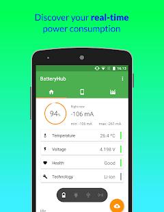 GreenHub BatteryHub - náhled