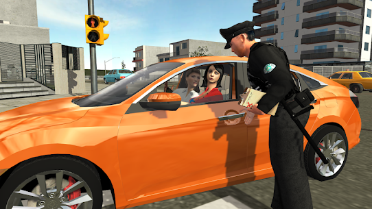 Car Simulator Civic: City Driving Mod Apk (No Ads) 7