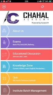 Chahal Academy - náhled