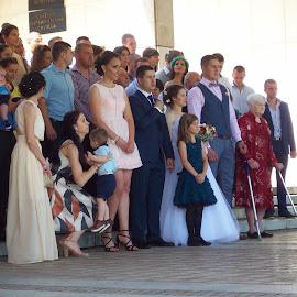 Свадба by Georgi Kolev - Wedding Groups ( хора., свадба., ден., мисъл., време. )
